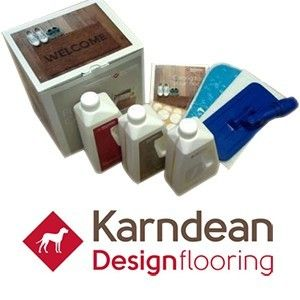 Karndean Cleaning Products